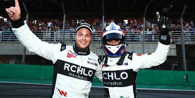 Com prova de 300 km definida nas voltas finais, Werner Neugebauer e Sergio Jimenez vencem a abertura da Endurance Series