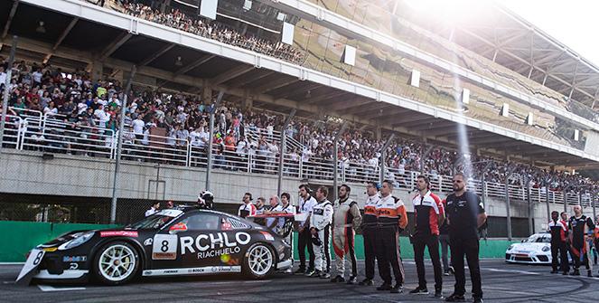 Divulgada lista de pilotos confirmados para a segunda prova da Porsche Império Endurance Series: os 300km de Goiânia
