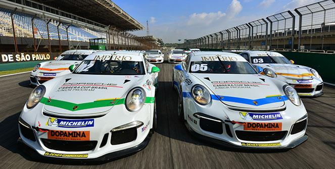 Porsche Império Carrera Cup promove segunda edição do Junior Program em outubro no Velo Città