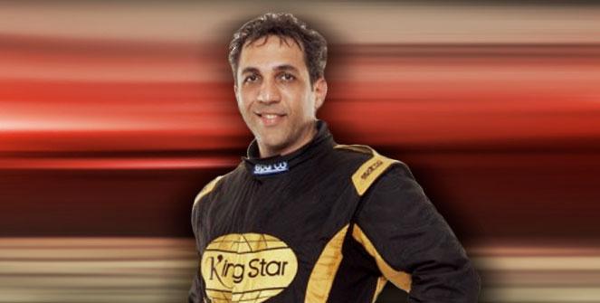 Egípcio Ayman Darwich faz sua estreia na Porsche Cup