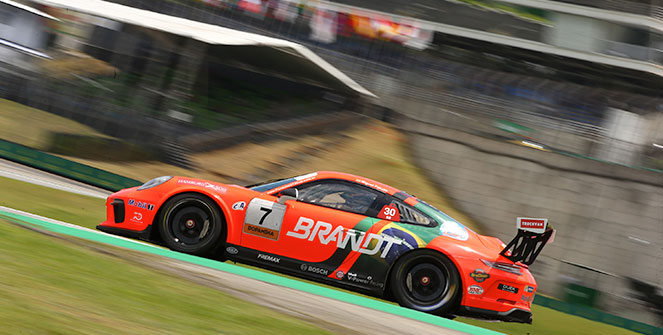 Miguel Paludo e Eloi Khouri são os poles na decisão da Porsche Império Carrera Cup em Interlagos