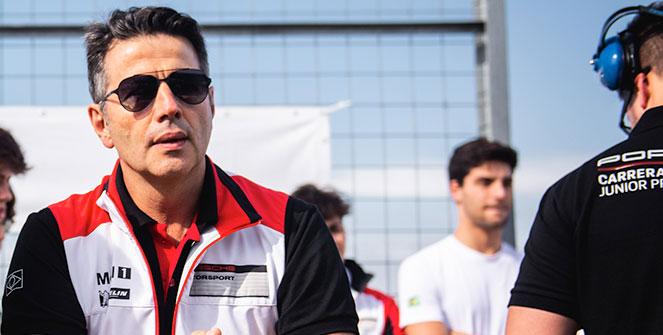 Dener Pires avalia temporada Sprint da Porsche Cup