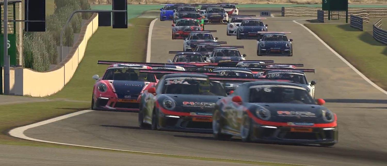 Jeff Giassi é o primeiro campeão do Porsche eSports Carrera Cup Brasil
