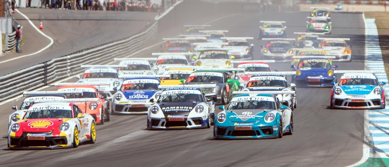 Com grid cheio e Sportscar Together Day em Interlagos, campeonato da Endurance Series conhecerá os campeões de 2019