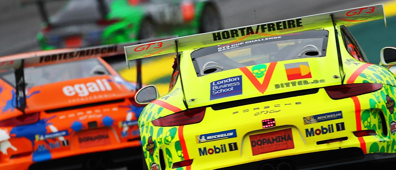 Final da Porsche Império Endurance Series promete dentro e fora da pista