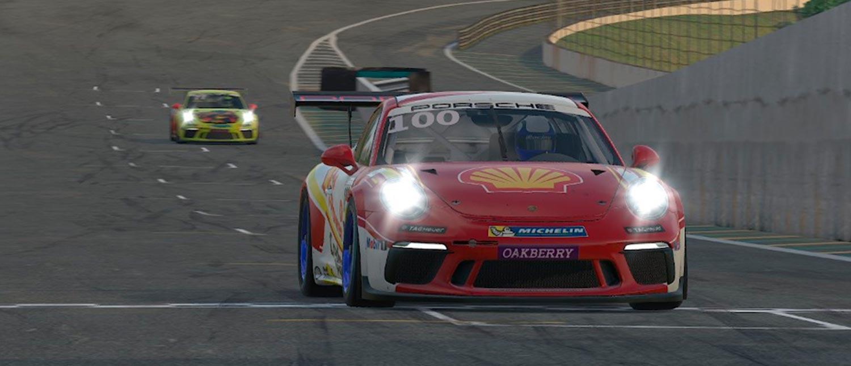 Erick Goldner: o primeiro piloto de automobilismo virtual da Academia Shell Racing