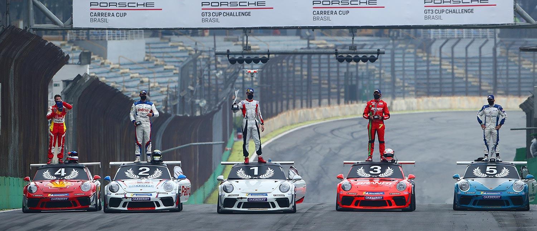 Alceu Feldmann vence prova 2 da Carrera Cup em final eletrizante