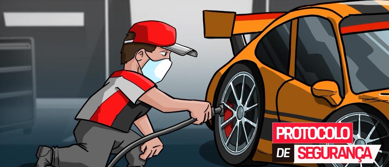 Porsche Cup atualiza protocolos contra o coronavírus para evento deste fim de semana em Interlagos