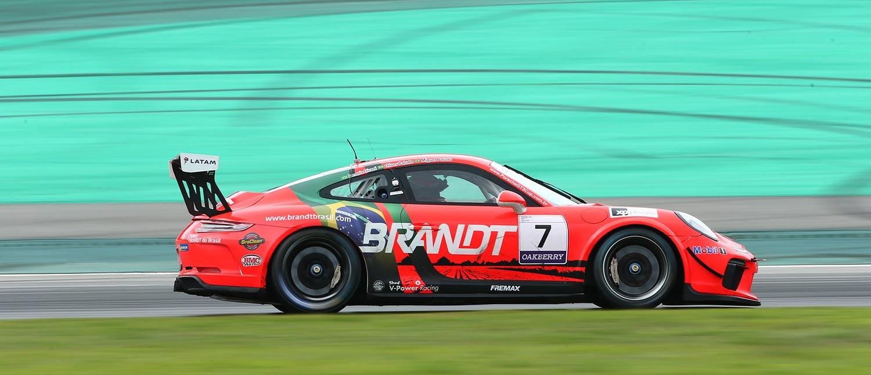 Miguel Paludo é sétimo em Daytona em seu retorno à NASCAR depois de largar em 35º