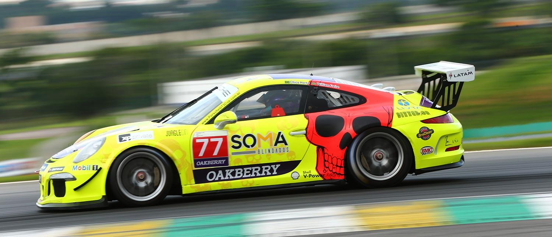 Francisco Horta chega em Interlagos liderando a GT3 Cup na última etapa do ano, Leonardo Sanchez e Átila Abreu lideram a classe Sport e disputam a liderança da geral