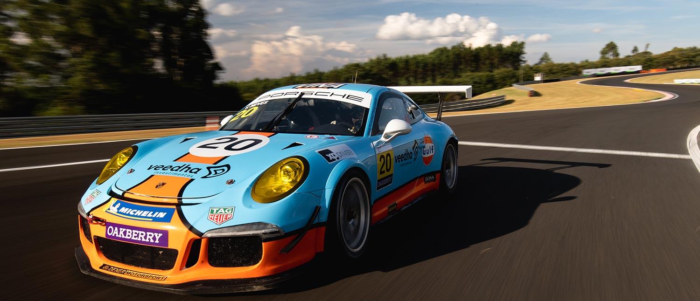 Punição altera o resultado da GT3 Cup, e Vina Neves herda a vitória na divisão Sport
