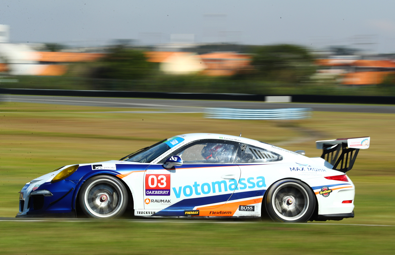 Mohr: do susto à pole na GT3