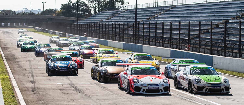 Porsche XP Private Carrera Cup tem vitórias de Marçal Müller e Cristian Mohr em Curitiba