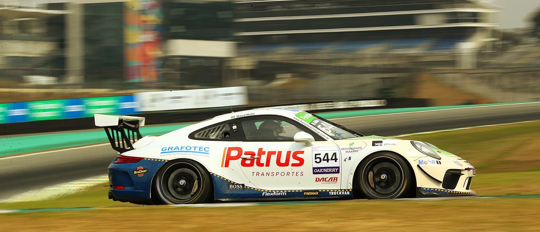 Marçal Müller e Cristian Mohr lideram os treinos livres da Porsche XP Private Cup em Interlagos