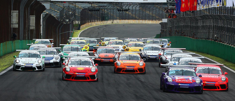 Com 72 pilotos na pista, Endurance Series estreia em Interlagos