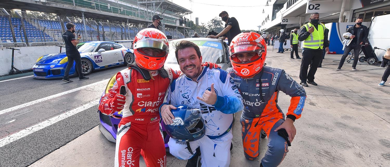 Endurance Series tem estreia dupla dos irmãos Fittipaldi em Interlagos