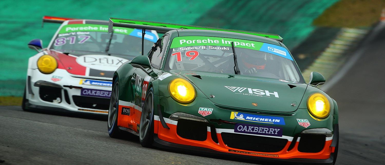 300Km de Interlagos: Confira como foi o quali da GT3 Cup