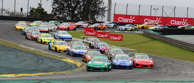 Dupla Guilherme Salas e Francisco Lara vence abertura da Endurance Series em Interlagos