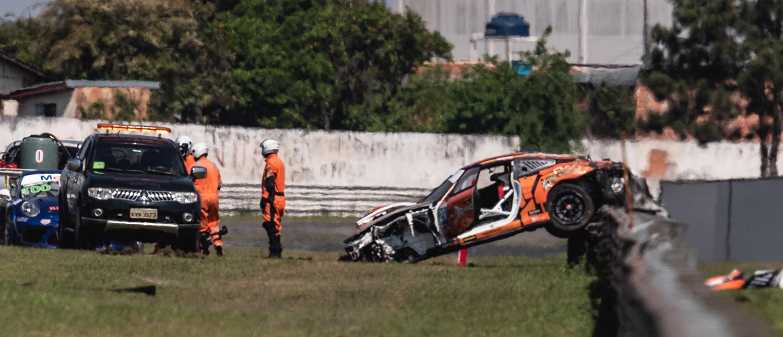 Após fortes acidentes em Curitiba, Porsche XP Private Cup comprova a segurança de seus carros