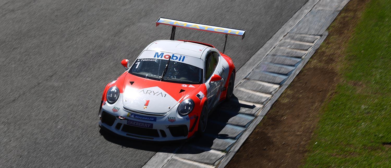 Mobil TM amplia presença como marca patrocinadora da Porsche XP Private Cup