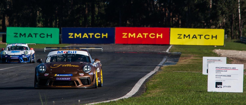 Werner Neugebauer é o mais rápido da sexta em Curitiba