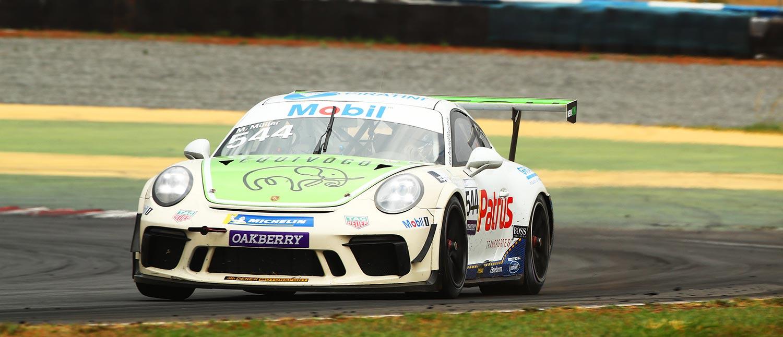 Carrera Cup tem quali 1 de Goiânia com os 5 primeiros no mesmo décimo e pole de Müller
