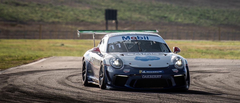 Sergio Sette Câmara estreia na Porsche XP Private Cup em Goiânia